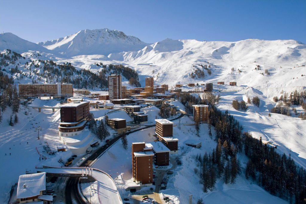La Plange ski resort
