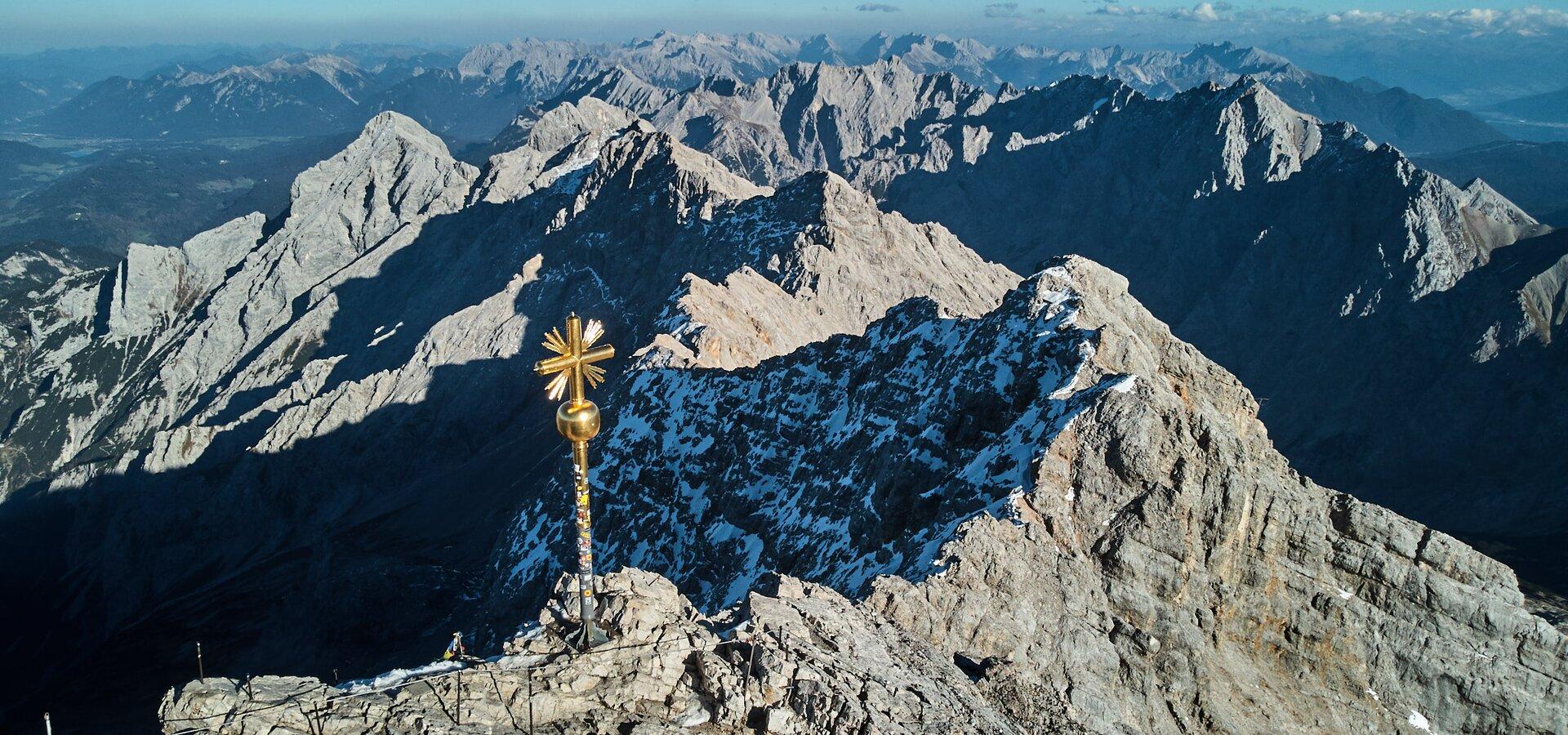 Zugspitz glacier