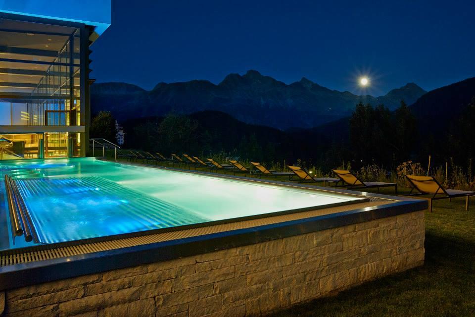 Hotel Kulm, St. Moritz