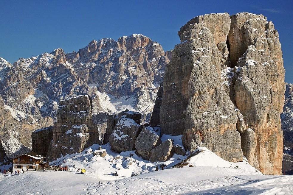 Hidden Valley at Cortina