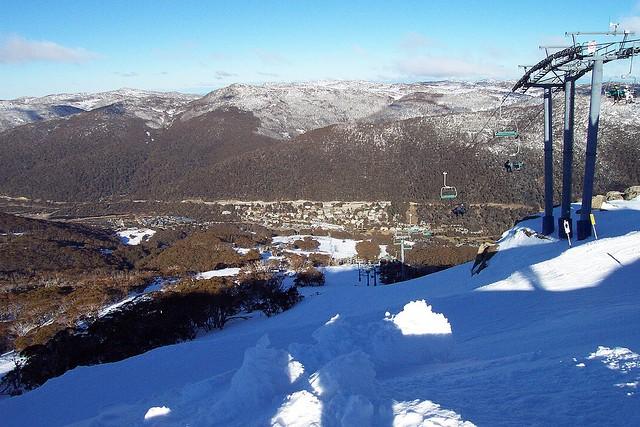 Thredbo for steeps