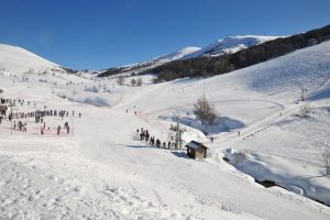 Corsica skiing
