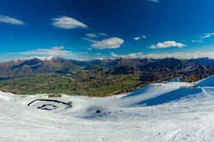 SoHemi skiing is plentiful in Australia and New Zealand
