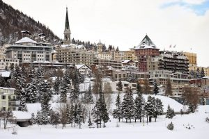 Royal ski resorts: Share a chair with royalty