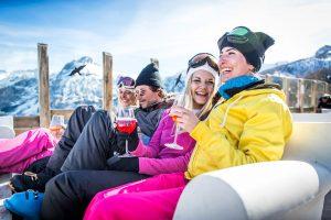 Best party ski resorts