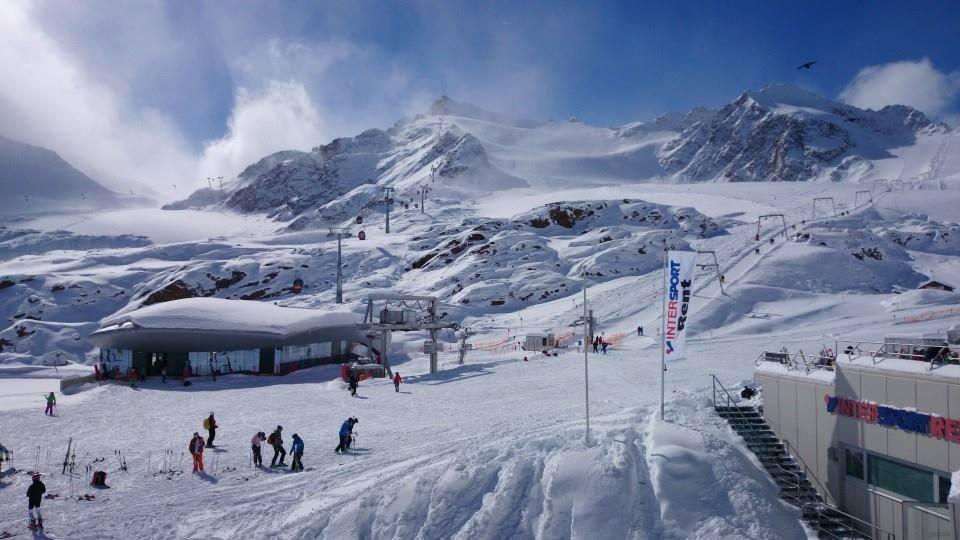 Where to ski in October and November: Austria's Pitztal