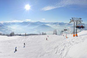 SkiWelt in Austria