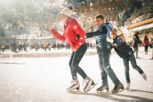 Six ski resorts with cool ice rinks