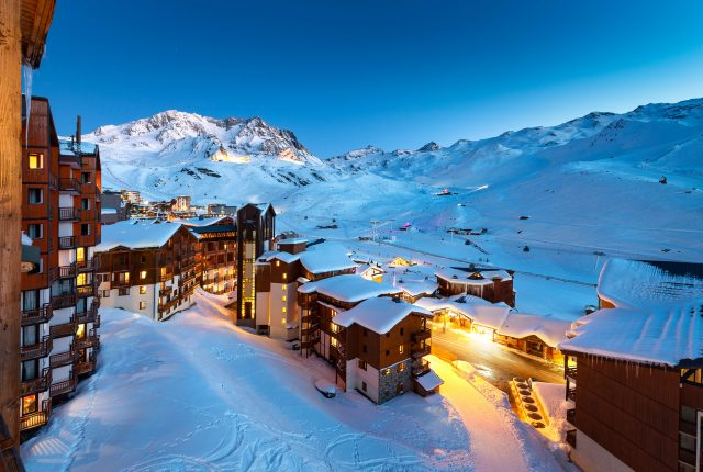10 of the best ski-in/ski-out hotels; Sleep by the slopes