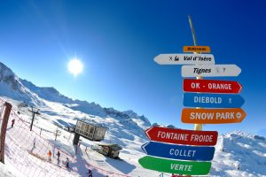Espace Killy: One resort, two ski areas, vive la difference