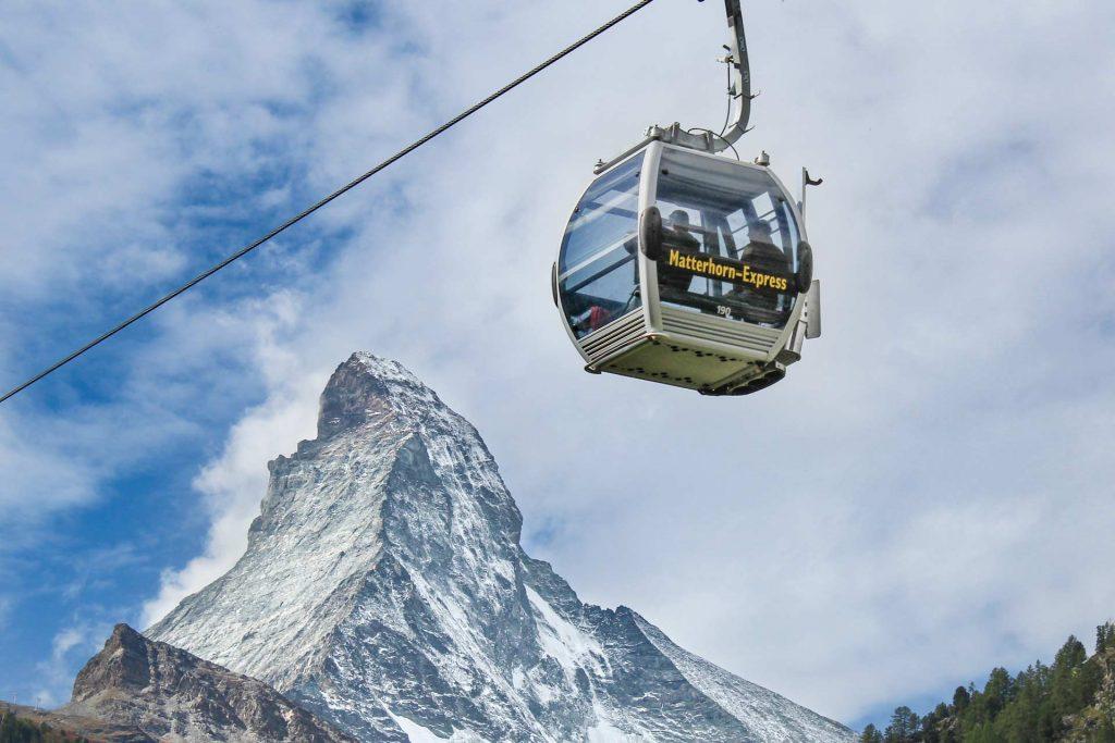 Zermatt Switzerland: Where to ski in September?